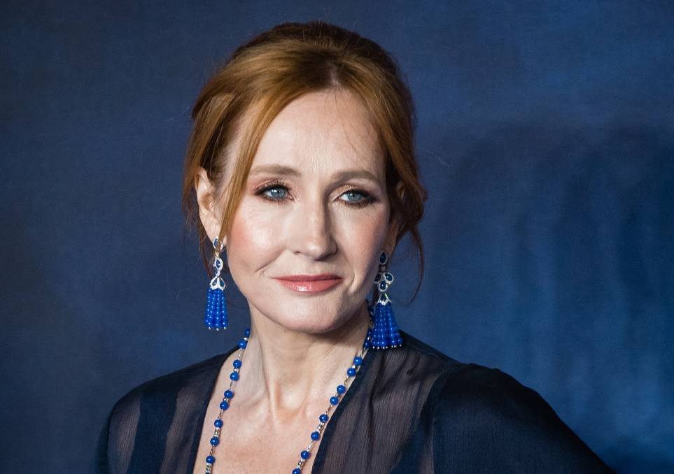 JK Rowling's latest work under the pseudonym Robert Galbraith has caused controversy. Picture: Getty Images