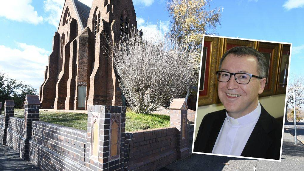 EASE RESTRICTIONS: Catholic Bishop of Bathurst, Michael McKenna. Photo: CHRIS SEABROOK