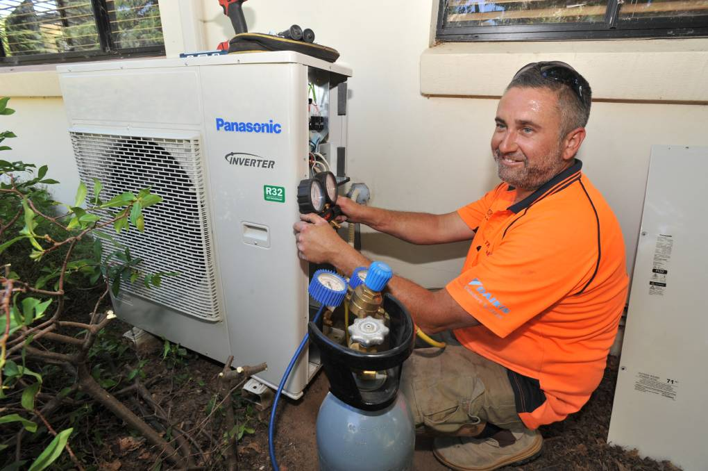 Hottest day on record predicted as air-conditioning demand outstrips supply   Central Western Daily   Orange, NSW