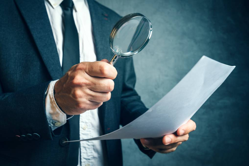 UNCOVERED: An audit by the ATO revealed a man submitted a false claim for a job he did not work. File photo: SHUTTERSTOCK
