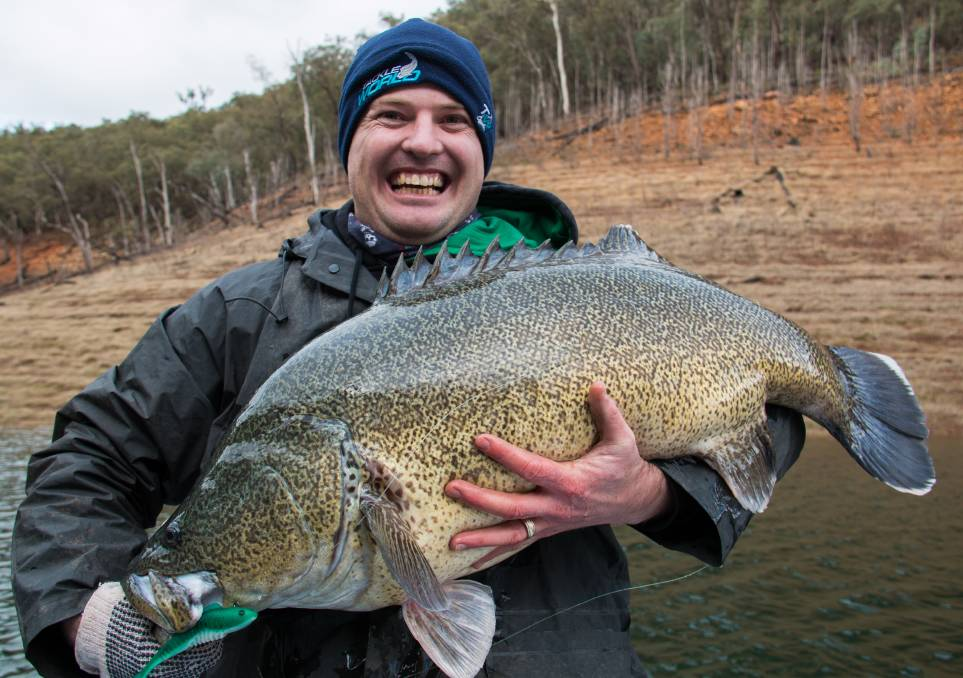 Murray Cod Season Drawing To A Close With Spring S Start Central Western Daily Orange Nsw