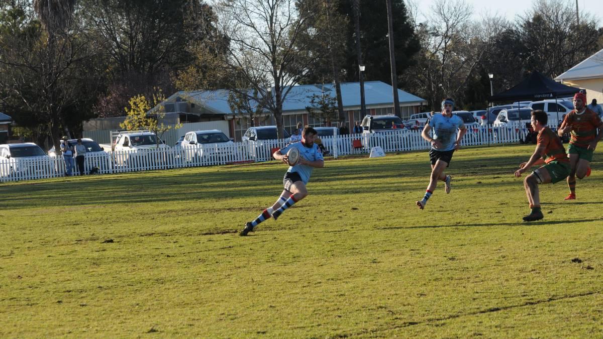Orange City Gun Keegan Harding Kicks Late Penalty Goal To
