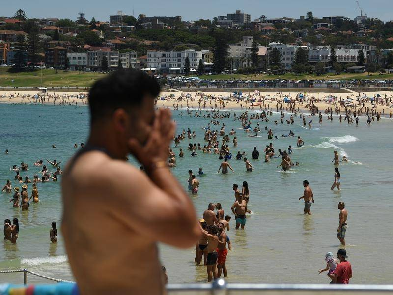 Temperatures across southeast Australia are set to soar for at least the next four days.